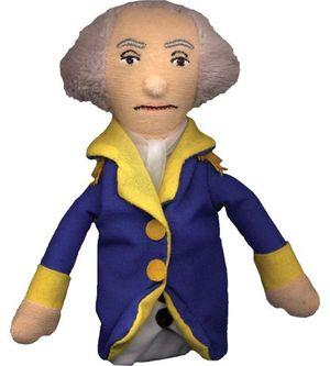 George Washington Magnet Finger Puppet