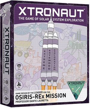 XTRONAUT OSIRIS-REx Board Game