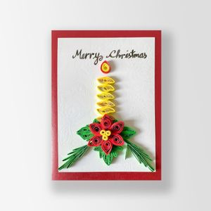 Quilled Cards (Christmas)