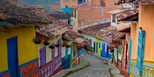 COLOMBIA <br/> July 1-10 <br/>