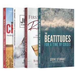 Four Book Set
