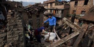 NEPAL EMERGENCY RELIEF