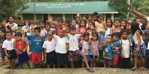 CLEAN WATER FOR PHILIPPINES SCHOOLS