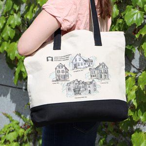 Historic Houses Tote