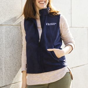 Women's Fleece Vests