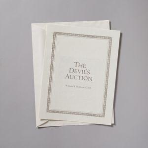 The Devil's Auction by William Rathvon