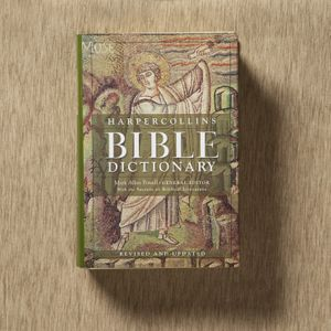 Harper Collins Study Bible Dictionary Powell