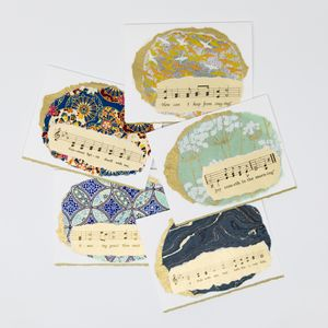 Your Song Designs Notecard Set