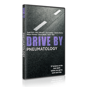 Drive By Pneumatology One-Time Digital Download Format