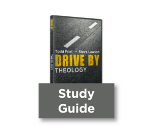 Drive By Theology Study Guide One-Time Digital Download Format