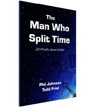 SALE The Man Who Split Time