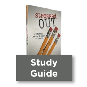 Stressed Out Study Guide One-Time Digital Download