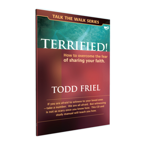 Terrified MP3 One-Time Digital Download Format