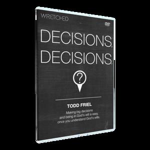 Decisions, Decisions Digital Download