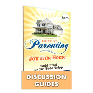 Drive By Parenting Study Guide Digital Download