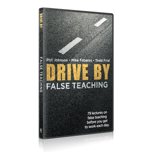 Drive by False Teaching