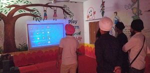 Technology for Public Schools in India