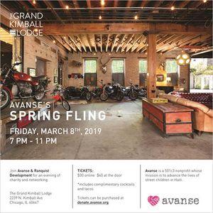 Avanse's Spring Fling