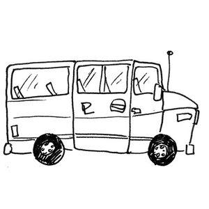 Van (15 Passenger)