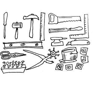 Crafts Cabin Tools