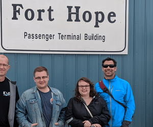 Health for Fort Hope
