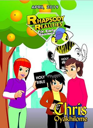 Rhapsody of Realities for Early Readers (Ages 5-11)  - Monthly Subscription (USA Only)