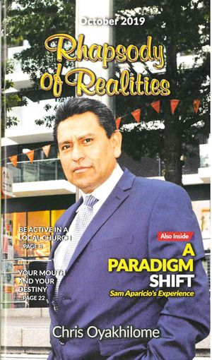 Rhapsody of Realities - Monthly Subscription (USA Only)