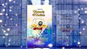 Sponsor Rhapsody of Realities Distribution