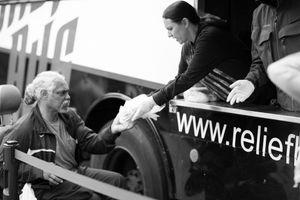 Relief Bus Sponsor
