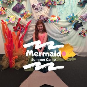 Mermaid Bling Fling, July 22-26, 9am-noon