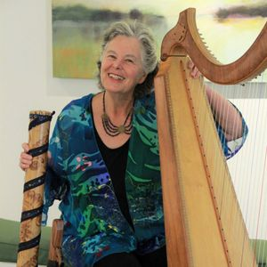 Harp Strings & Fairy Tales, Monday, May 13th from 5-6pm