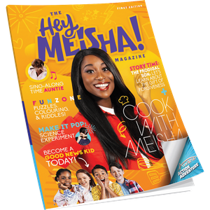 Hey Meisha! Magazine