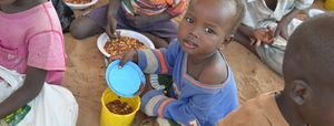 Uganda – Clean Water & School Feeding Programs