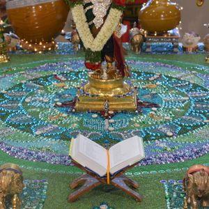 Navaratri Yantra Puja Participation