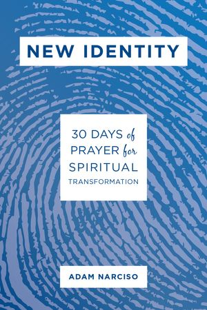 Small Group Set (6 Books) - New Identity: 30 days of prayer for spiritual transformation