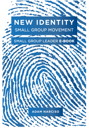 New Identity Small Group Leader E-Book (Free Download)