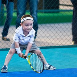 Tennis by Higgins Kindergarten - 3rd