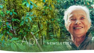 Calling All Women ~ Our April Newsletter