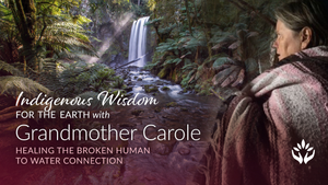 Healing the Broken Human to Water Connection with Grandmother Carole