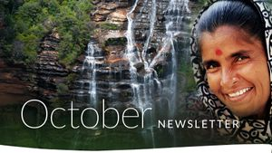 Our TreeSisters Forest is Growing ~ Our October Newsletter