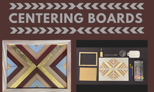 Centering Boards Forest
