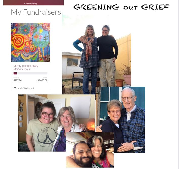 Laurie Shade-Neff's Fundraiser Greening Grief