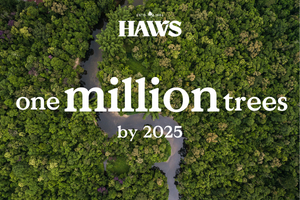 Haws - One Million Trees