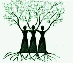 QI SISTERS 4 TREE SISTERS