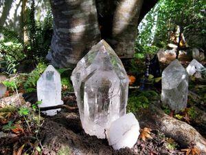 Conscious Crystal Earth