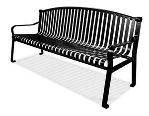 Pet Courtyard Bench (12 Remaining)