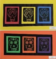 Day of the Dead: Printmaking