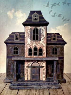 Haunted Mansion in 3D