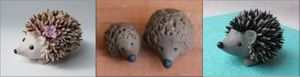 Critters in Clay