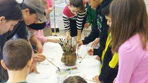 Homeschool Art Classes - Spring 2021 - Monday Section